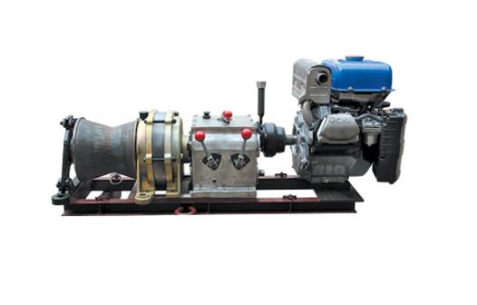 5 Ton Engine Speedy Winch(shaft driven)