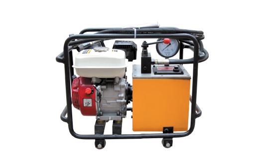 Super high pressure hydraulic pump(Single-stage pump output)