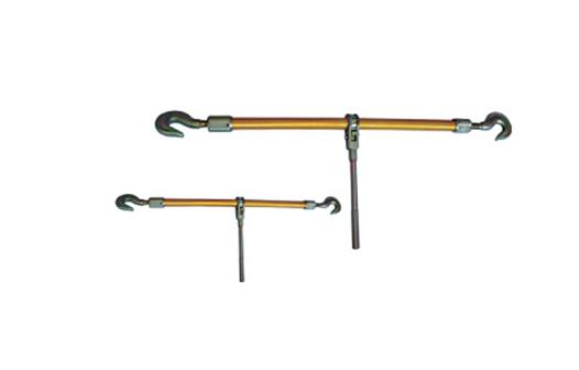 Aluminum Alloy double hook tightener