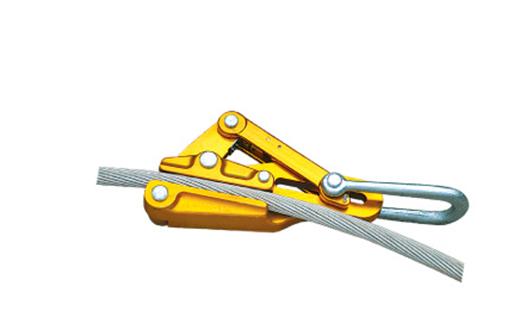 Aluminium alloy wire come along clamp