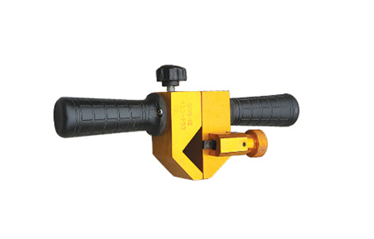 High voltage cable insulation layer stripper